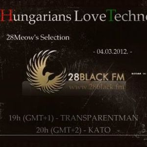 Kato guestmix to 28Meow's Selection 04.03.2012.