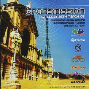 Brockie One Nation @ Transmission Alexandra Palace 26th March 2005
