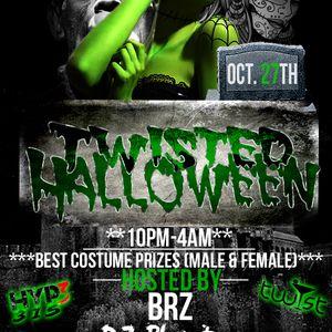 Twisted Halloween Promo mix...