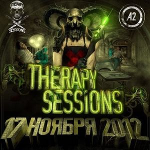 Forbidden Society Live at Therapy Sessions Saint Petersburg