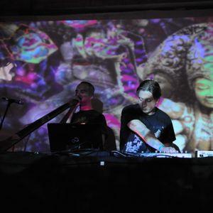 Audio Compress live @ Lay-Up! ● Akvarium Klub (23-12-2012)