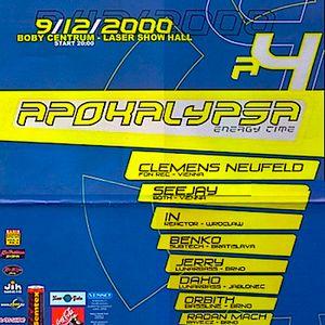 Seejay @ Apokalypsa 04 (09.12.2000)