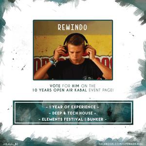 #Rewindo