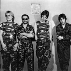 UTOPIA @ O'KEEFE CENTRE, TORONTO CANADA 4 14 1981