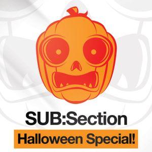 DJ Vyper - Sub:Section Halloween Promo Mix - October 2012