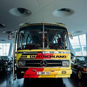 0711TAPE #9: SUMO (EM-Special im Mercedes-Benz Museum)