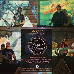 Live Lab: 4-1-2017 Martin EZ [Tru Musica]