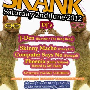 SKANK Mixtape: Skanking Mandy Mix