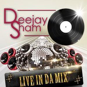 DeeJay-Sham - LXRY-HipHop-DeutschRap - Mixtape - Live Mix