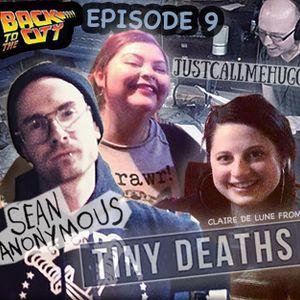 #9. SEAN ANONYMOUS, CLAIRE DE LUNE (tiny deaths) & justcallmehugo