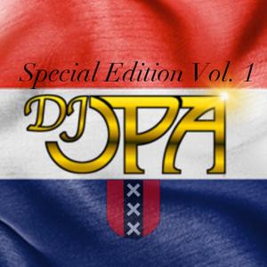 DJ O.P.A Ft DJ Kakah - Special Edition Vol. 1