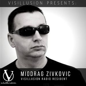 Miodrag Zivkovic aka Alienated Mike - Visillusion Records Mix (25 July 2019)