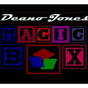 """THE MAGIC BOX"" WITH DEANO JONES ON GOLD DUST RADIO 26-6-14"