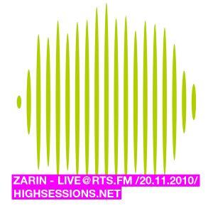 DJ Set @ RTS.FM Moscow (20.11.2010)