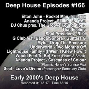 EP166  Early 2000's House