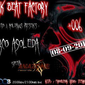 Marco Asoleda @ Dark beat Factory 6_Speciale Amazone rec_ Fnoob.com