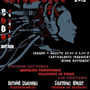 Victor Aranda@ Urban Opening Party 2012 (Sesión Comercial)