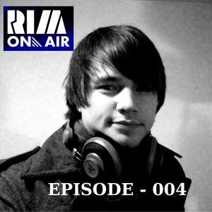 Rim ON AIR - EPISODE004