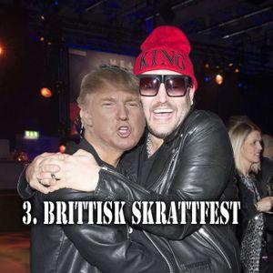 3. Brittisk skrattfest