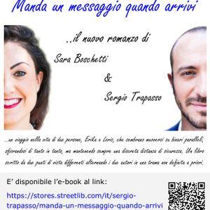 """Stay Woman - """"Manda un messaggio quando arrivi"""", un libro di  Sara Boschetti e Sergio Trapasso"""