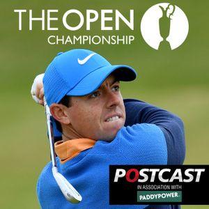 Golf Postcast: The Open