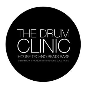 The Drum Clinic w/ Guy Andrews - 30/11/12