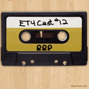 ElekTro4 - ET4Cast No. 12: Streets Of New York vol. 1