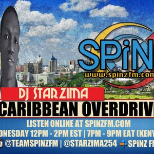 Starzima Presents Roots Mix Spinzfm