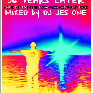 DJ JES ONE SUNDAY NIGHT VIBE'S - 36 YEARS LATER - HOUSE-HIP HOP-FUNK-ACID-JAZZ-DISCO-RP-ROCK