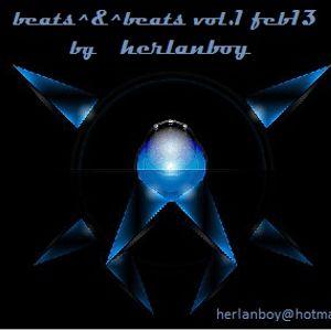 herlanboy beats^&beats^ vol. 1  (feb13)