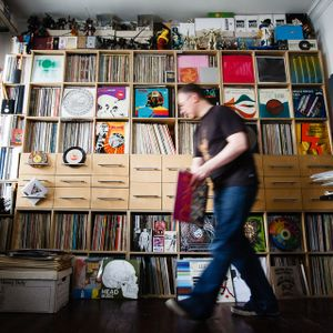 DJ Food - Influences 57-92 for Dust & Grooves
