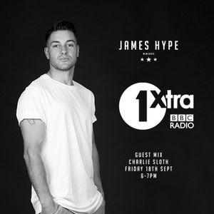 James Hype on BBC 1Xtra - 18th Sept 2015 - Radio Rip