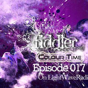 Fiddler - Colour Time (Episode 017) On LightWaveRadio (2012.05.13)