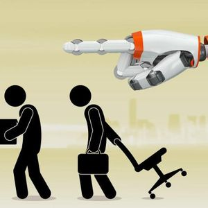 UK Think-tank Future Advocacy's founder Olly Buston discusses the possibility of robots replacing hu