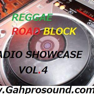 REGGAE ROAD BLOCK.Radio Show.vol.4