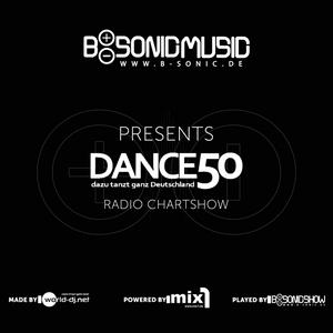B-SONIC RADIO SHOW #301 - German Dance50 DJ Chart Show (KW08)