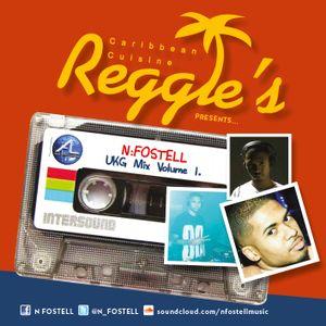 DJ N:Fostell UKG Volume 1 Reggie's Caribbean Cuisine