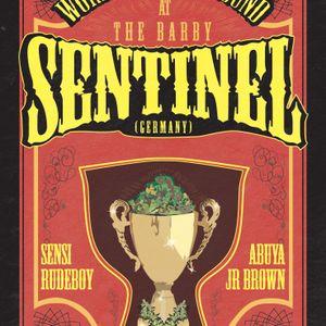SENTINEL in TEL-AVIV Early Warm by Sensi Sound, Jr Brown & Abuya Sound
