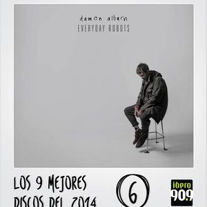 Top 9 Discos 2014: 6 - Damon Albarn - Everyday Robots