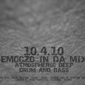 """10.4.10"" drum and bass EMOCZO IN DA MIX"