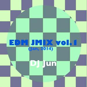 EDM JMIX vol. 1 Jan 2014