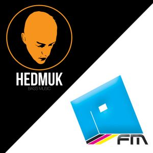 Hedmuk Grime Special X Kanjira X Rood FM - 13/03/13