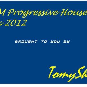 SHM Progressive House Mix 2012