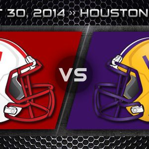 SATURDAY NIGHT LIGHTS @ THE LIBRARY AT NORTHGATE LSU VS WISCONSIN WEEK 1 (EXPLICIT)