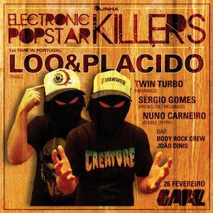 Sergio Gomes - Eletronic Popstar Killers Mix
