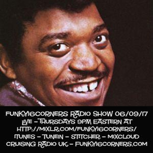 Funky16Corners Radio Show 06/09/17