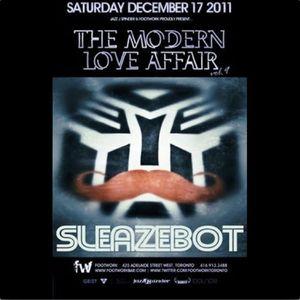 JB049 - Sleazebot - Live @ Footwork (2011)
