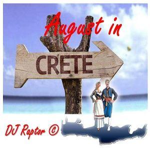 August in Crete