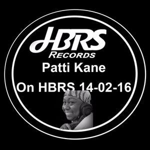 DJ Patti Kane On HBRS 14-02-16