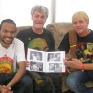 2011-07-07 The Reggae Kulture Show  - Episode 06 - Interview With Roger Rojah Steffens Part 1